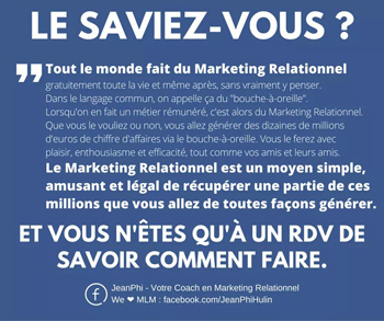 3 mythes au sujet du marketing relationnel.