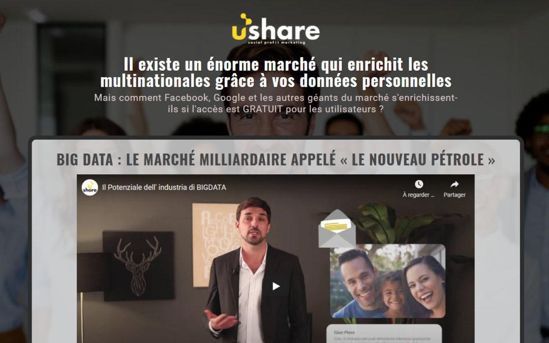 Ushare : ce qu'est le marketing à profit social et comment ça fonctionne.