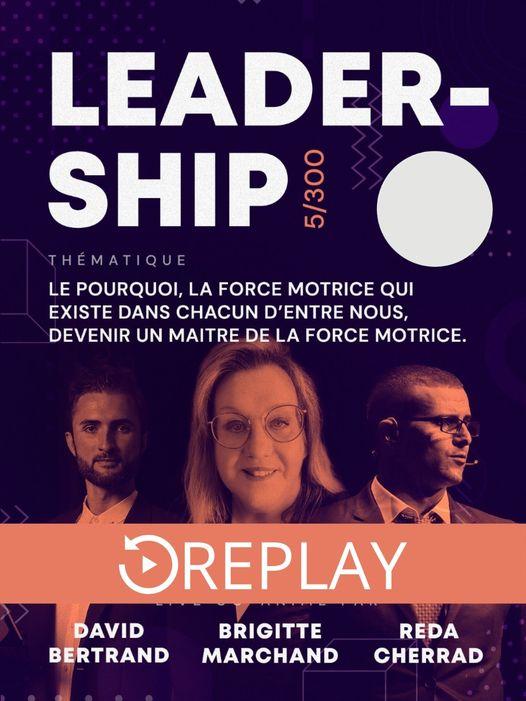 Formation leadership : la Force du Pourquoi